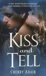 Kiss and Tell (T-FLAC Psi Unit: Night Trilogy Book 2)