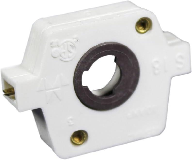 Whirlpool WY704512 Cooktop Burner Igniter Switch Genuine Original Equipment Manufacturer OEM Part