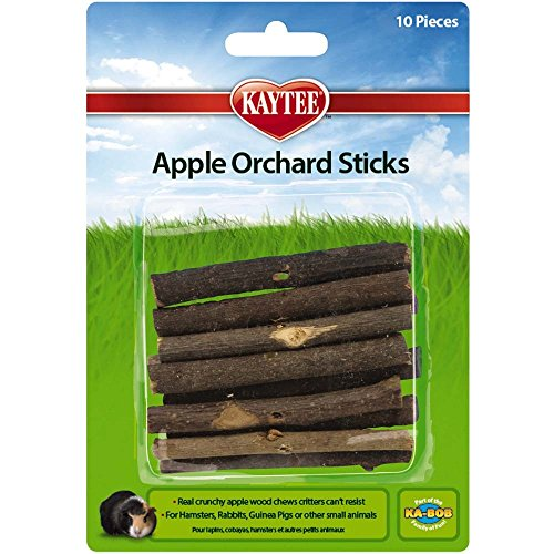 rd Sticks (10 Pieces) (Hamster Chew Sticks)