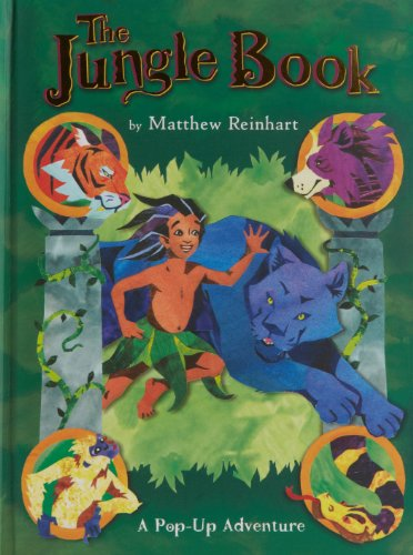 The Jungle Book: A Pop-Up Adventure (Classic Collectible Pop-ups) by Little Simon