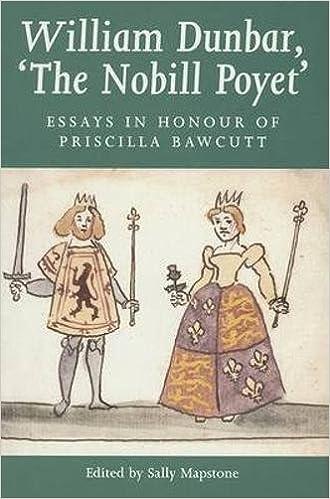 Book William Dunbar, 'The Nobill Poyet': Essays in Honour of Priscilla Bawcutt