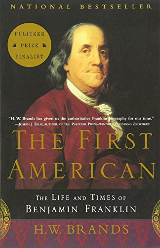 The First American: The Life and Times of Benjamin - Franklin Tn Stores
