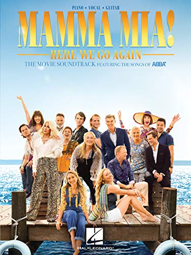 Mamma Mia! - Here We Go Again Songbook: The Movie Soundtrack for sale  Delivered anywhere in USA