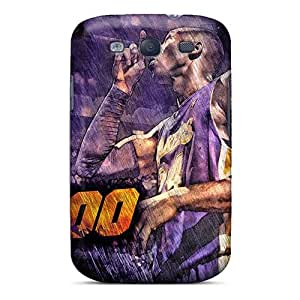 Shock Absorption Hard Cell-phone Cases For Samsung Galaxy S3 (Voj10986zfes) Custom HD Rise Against Image