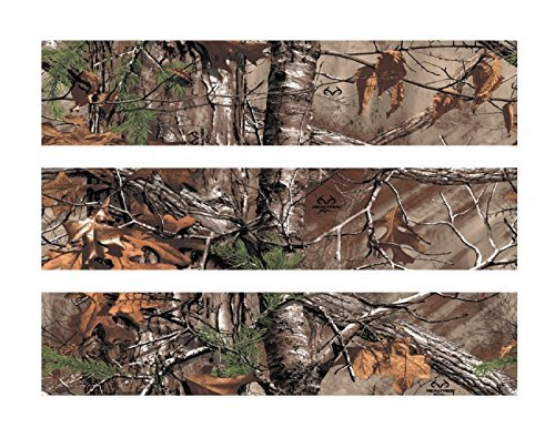 Real Tree RealTree camo edible cake strips cake topper decorations -
