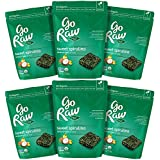 Go Raw Organic Sprouted Superfood Mini Bites, Sweet Spirulina (pack of 6 bags)