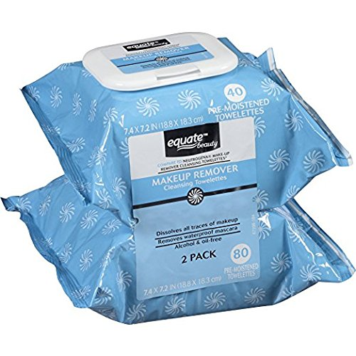 equate makeup remover wipes - 1