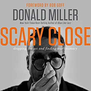 Scary Close Audiobook