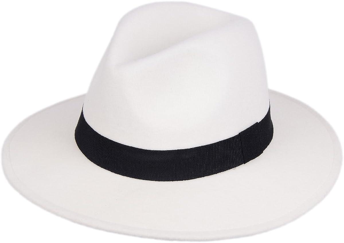 1920's Gangster Hat Fedora Gatsby Hats Roaring 20s Costume Men Women