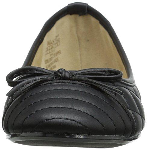 Women's Ballet Patty Black Shoes Flat Wanted' fn1AxA
