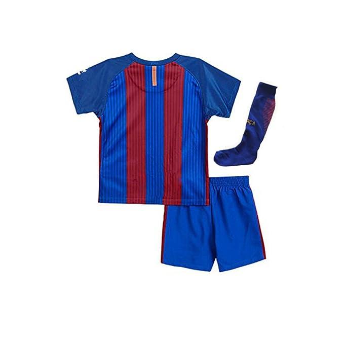 cbcfdffbc2b ... fc barcelona jersey away nike authentic short shirt discount code for  nino top 2017 barcelona saurez no.9 youth home kit shirtshortsocks cd68c ...