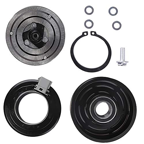 F1OH19D784AA AC Compressor Clutch Assy for Ford E Series Focus Explorer Escape Air Conditioning Repair Kit Plate Pulley Bearing -