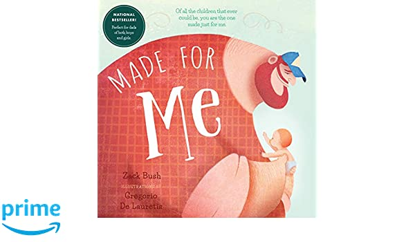 Made for Me: Amazon.es: Zack Bush, Gregorio de Lauretis: Libros en idiomas extranjeros