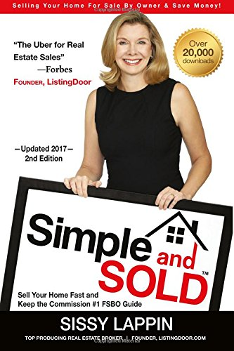 Simple SOLD Commission Guide Selling product image