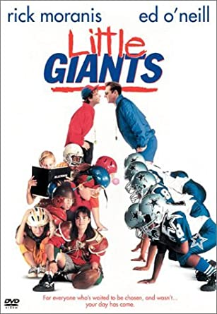 Amazon.com: Little Giants by Rick Moranis: Rick Moranis;Ed O ...