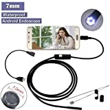FidgetFidget Camera Waterproof Bore scope Endoscope Inspection for Android OTG HTC M8 M9 M7