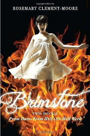 book cover of Brimstone