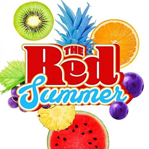 RED VELVET - The Red Summer (Mini Album) CD+Photobook+Folded Poster+Extra Photocards Set