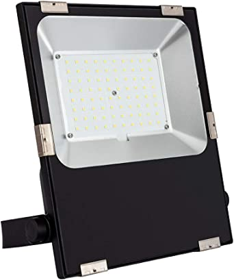 Foco Proyector LED 60W Slim Project Luz LED exteriores IP65 ...