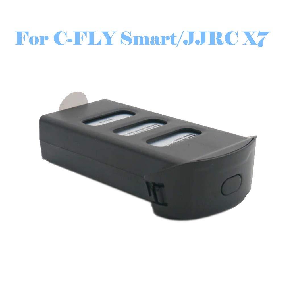 1 batería de reserva de 7,6 V 2600 mAh para dron C-Fly Smart/JJRC ...
