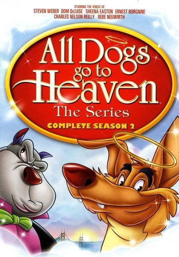 All Dogs Go to Heaven The Series: Complete Season 2 (Gift Box) (All Dogs Go To Heaven Tv Show)