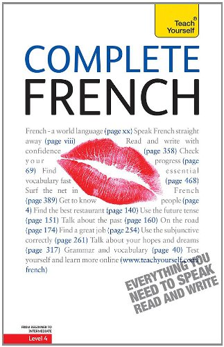 Complete French: A Teach Yourself Guide (Teach Yourself Language)