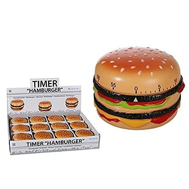 Generic–Kitchen Timer Hamburger
