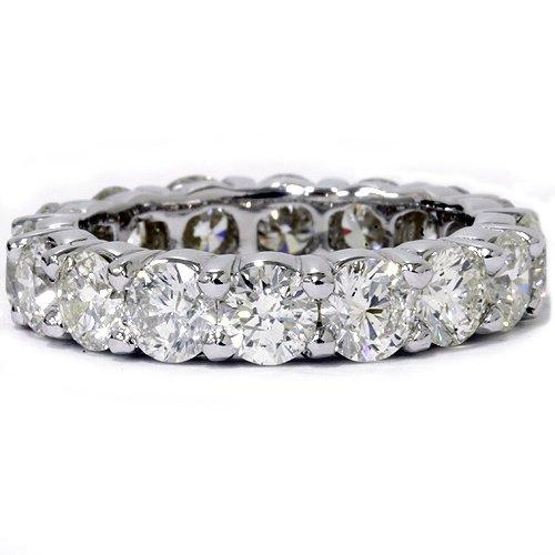 5 carat diamond ring - 8