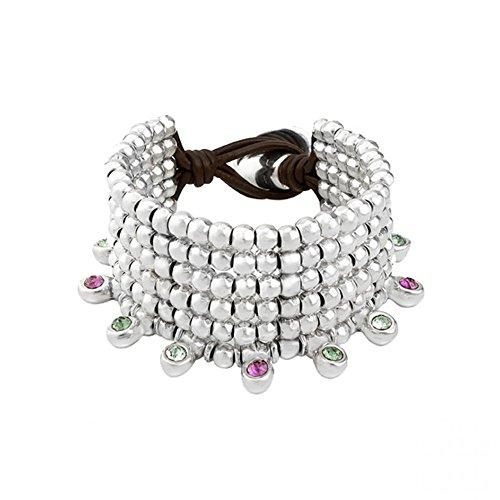Uno de 50 BRILLIANT collections bracelet PUL1685MCLMTL0M by Uno de 50