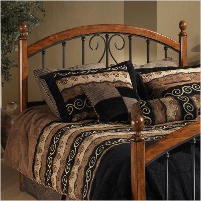 Hillsdale Furniture 1258BK Burton Way Bed Set, King, Cherry