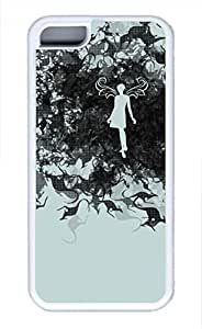 iPhone 5c case, Cute Mob iPhone 5c Cover, iPhone 5c Cases, Soft Whtie iPhone 5c Covers