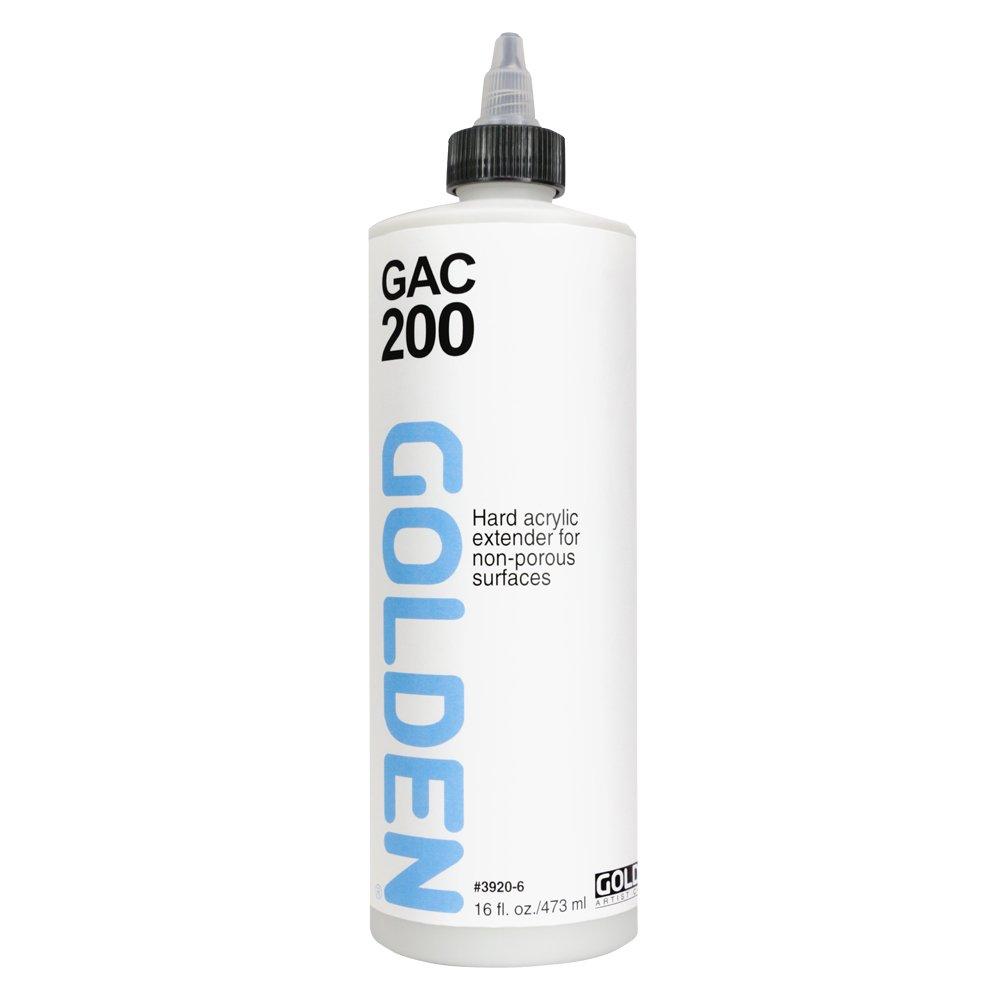 Golden Acryl Med 16 Oz Gac-200 Acrylic MACPHERSON 4336955128