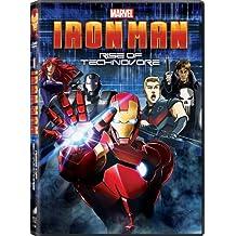 Iron Man: Rise of the Technovore Bilingual
