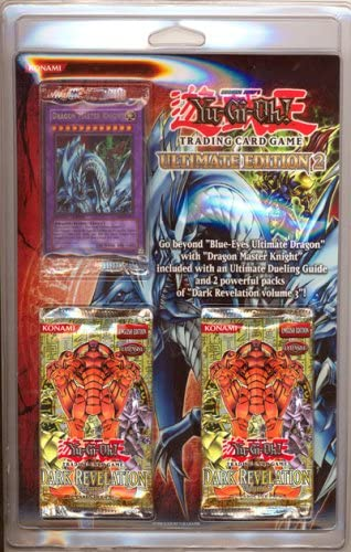 YuGiOh Ultimate Dragon Master Limited