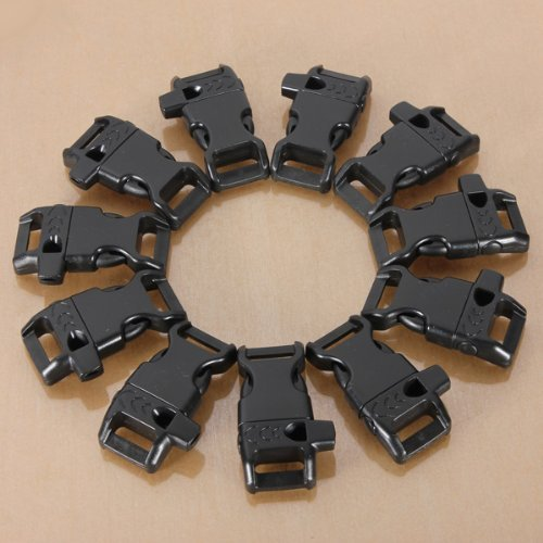 signal whistle buckles - 2