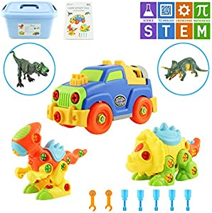 Win A Free MEIGO Dinosaur Toys