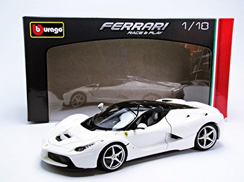 Amazon Bburago Ferrari Laferrari F70 118 Scale Diecast Model