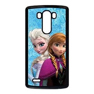 LG G3 Cell Phone Case Black Frozen ballistic phone cases hkhf7070876
