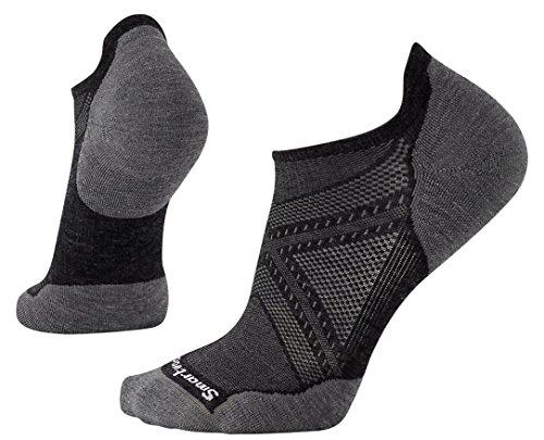 Smartwool Men's PhD Run Light Elite Micro Socks Large