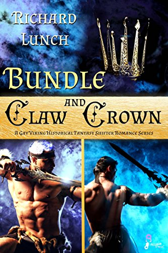 Claw and Crown Bundle: A Gay Viking Historical Fantasy Shifter Romance Series