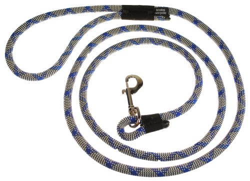 Krebs Recycle 6 Ft Climbing Rope Dog Leash, My Pet Supplies