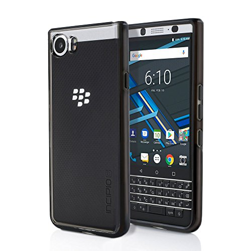 Incipio Octane Pure Case for BlackBerry KEYone Smartphone - Black / (Incipio Blackberry)