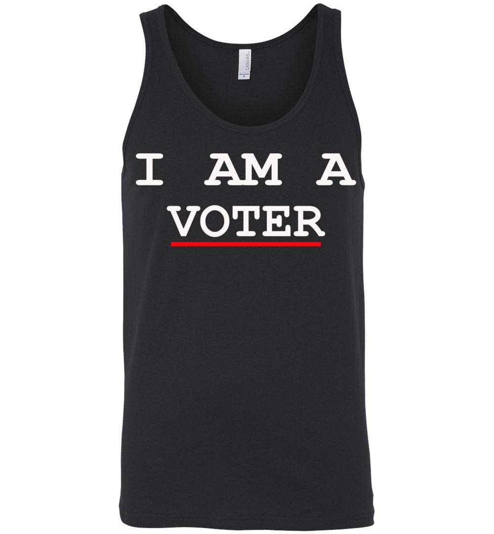 I Am A Voter Tank Top Midterm Elections 2018 Shirts
