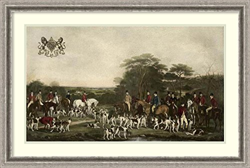 r Richard Sutton & the Quorn Hounds' by Sir Francis Grant (Quorn Hounds)
