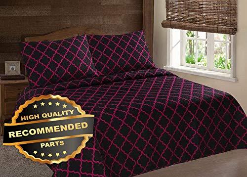 - Werrox Lancaster Geometric CLOSOUT Quilt Bedding Bedspread Coverlet Pillow Cases Set King Size | Quilt Style QLTR-291267532