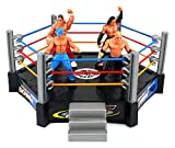 Best Playset With Roman Reigns - VT Ring King Wrestling Toy Figure Play Set Review