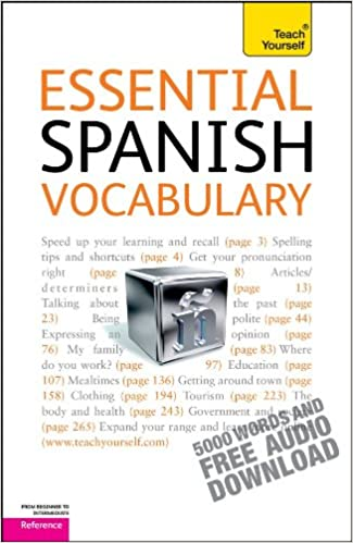 Amazon essential spanish vocabulary a teach yourself guide amazon essential spanish vocabulary a teach yourself guide 9780071736893 mike zollo books solutioingenieria Image collections