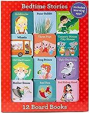Bedtime Stories (12 Book Set & Downloadable App!)