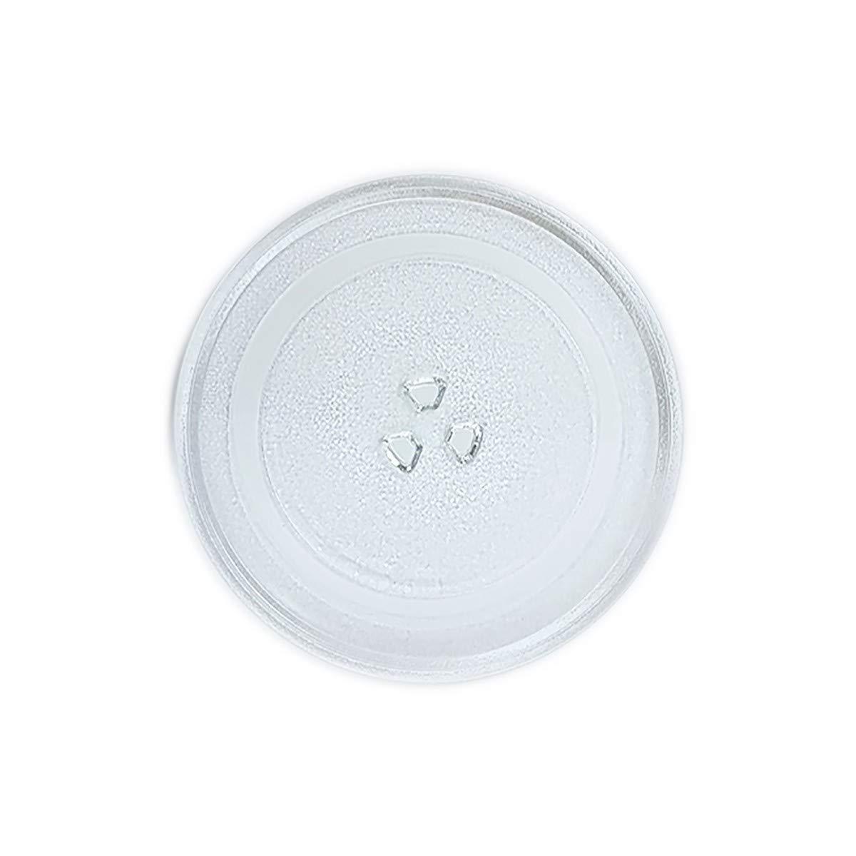Recamania Plato para microondas diametro Ø 245mm Universal: Amazon ...
