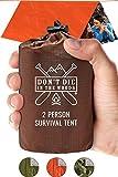 World's Toughest Ultralight Survival Tent • 2...